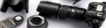 FOTOGRAFIA APPARECCHI E MATERIALI vendita al dettaglio